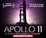 proiezione evento APOLLO 11 | Lun9 Mar10 Mer11 Settembre
