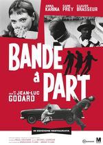 BANDE À PART di Jean-Luc Godard