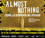 I WONDER STORIES: evento CERN | 18-19-20-21 Novembre