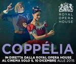 Royal Opera House: COPPÉLIA | Mar 10 Dicembre | ore 20.15