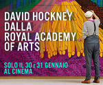 LA GRANDE ARTE all'MPX: evento DAVID HOCKNEY | Mar 30 e Mer 31 Gennaio