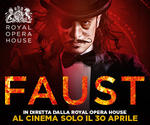Royal Opera House: FAUST | Mar 30 Aprile | ore 19.45