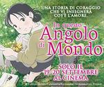 stagione ANIME: evento IN QUESTO ANGOLO DI MONDO | Mar19 e Mer20 Settembre