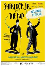 "SHERLOCK JR. di Keaton ""vs"" IL MONELLO di Chaplin"