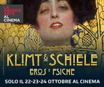 LA GRANDE ARTE all'MPX: evento KLIMT & SCHIELE | Lun22 Mar23 Mer24 Ottobre