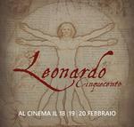 proiezione evento LEONARDO CINQUECENTO | Lun18 Mar19 Mer20 Febbraio