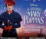 prossimamente IL RITORNO DI MARY POPPINS in PRIMA VISIONE all'MPX!
