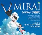 stagione ANIME: evento MIRAI | Lun15 - Mar16 - Mer17 Ottobre