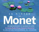 LA GRANDE ARTE all'MPX: evento MONET | Lun26 Mar27 Mer28 Novembre