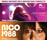 prossimamente NICO, 1988 in PRIMA VISIONE all'MPX!