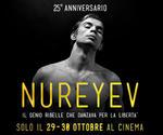 proiezione evento NUREYEV | Lun29 e Mar30 Novembre