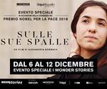 I WONDER STORIES: evento SULLE SUE SPALLE | dal 6 Dicembre