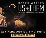 evento ROGER WATERS. US + THEM | da Lun 7 Ottobre