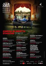 dal 26 settembre torna all'MPX la stagione della Royal Opera House