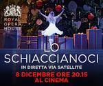 Royal Opera House: LO SCHIACCIANOCI | Gio 8 Dicembre | ore 20.15