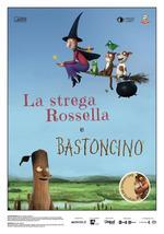 La Strega Rossella & Bastoncino [FILM JUNIOR!]