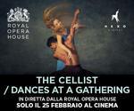 Royal Opera House: balletto MARSTON/ROBBINS   Mar 25 Febbraio