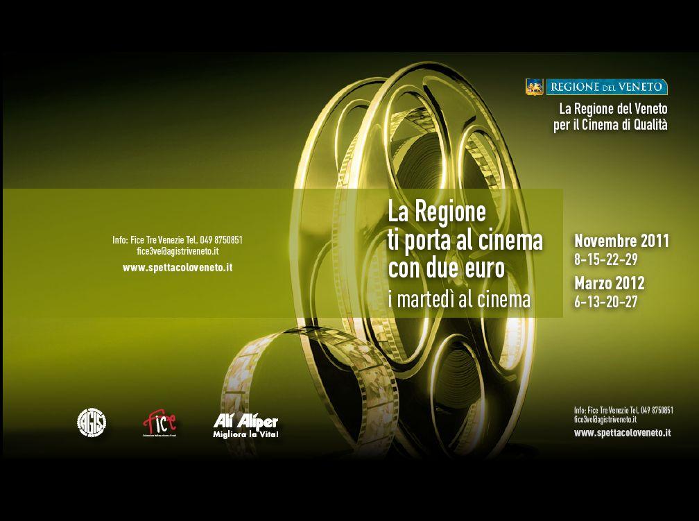 La regione ti porta al cinema con 2 euro multisala pio x - Sky ti porta al cinema ...